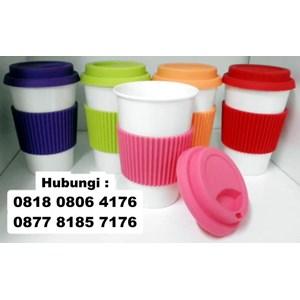 Mug Promosi Rainbow Cetak Padprint Harga Termurah