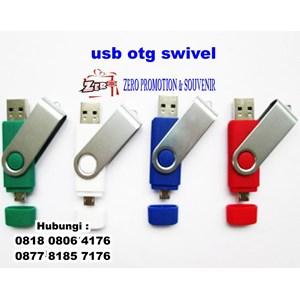Barang Promosi Perusahaan Usb Otg Swivel Promosi Otgpl01