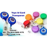 Beli Barang Promosi Perusahaan Yoyo Id Card Transparan 4