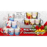 Jual Mug Promosi Mug Natal - Mug Christmas Murah 2