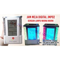 Jual Jam Promosi Jam Meja Digital Jmp02 2