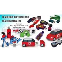 Distributor Barang Promosi Perusahaan Flashdisk Custom Metode 3D 3
