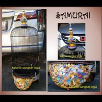 Sangkar Burung Samurai