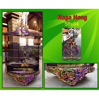Sangkar Burung Naga Hong