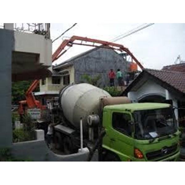 Beton Concrete K-225 By PT ready mix