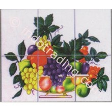 Panel Fruitella Ukuran 60X50cm