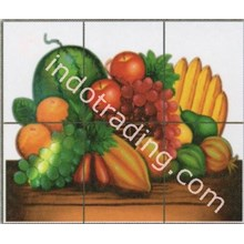 Panel Fruitella 11 Ukuran 60X50cm