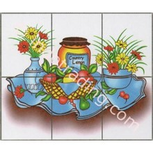Panel Gambar Country Ukuran 60X50cm