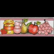 Listello Strawberry Merah Jambu