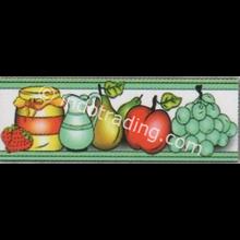 Listello Strawberry Hijau