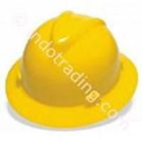 Pelindung Kepala Helm MSA V Gard Full Brim