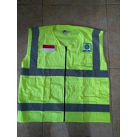 Jual ROMPI SAFETY BAHAN DRILL HIJAU