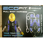 FULL BODY HARNESS GOSAVE ECO FIT 2