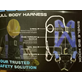 FULL BODY HARNESS GOSAVE ECO FIT