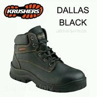 SAFETY SHOES KRUSHER DALLAS BLACK