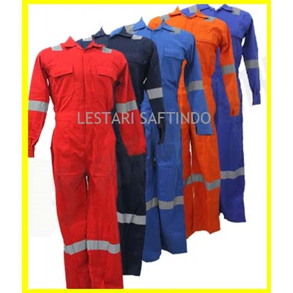 Pakaian Safety Wearpack Coverall Safety
