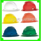 HELM SAFETY MSA FULLBRIM ORI 1