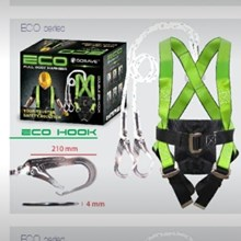 Body Harness Double Hook Besar