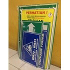 Safety Sign Tanda Pengaman 1