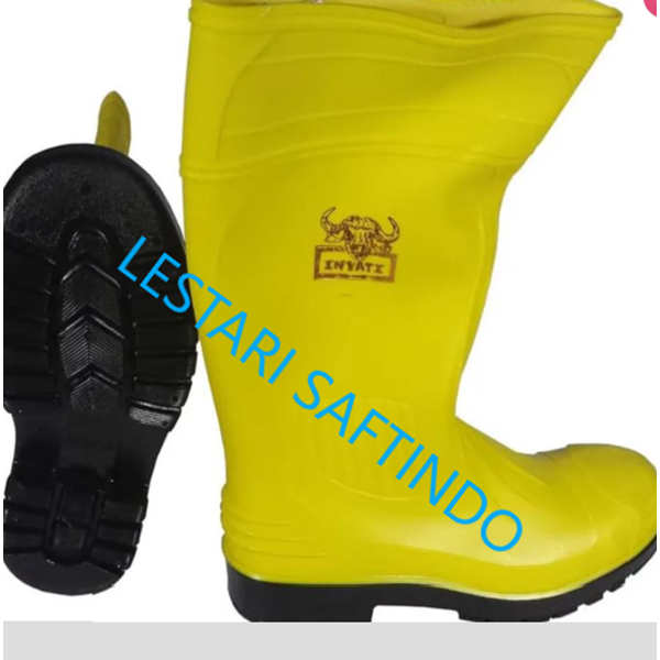 Sepatu Safety BOOT SAFETY WAYNA INYATI