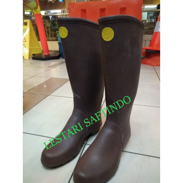Sepatu Safety  Yotsugi 20 KV Rubber Insulating Boot