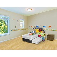 Spring Bed Comforta 2 in 1 Teenager 100