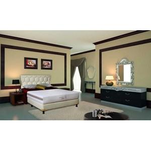 Jual Airland Spring Bed Chiropedic Qi 160 Harga Murah Kota