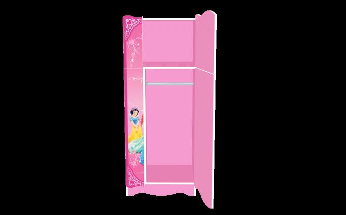 Jual Wardrobe Lemari Pakaian Anak Karakter Princess BL PCS