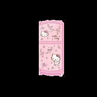 Jual Wardrobe Lemari  Pakaian Anak Karakter Hello Kitty Magnolia WD KT 24170 ML