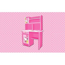 Meja Belajar Anak Karakter Hello Kitty Non Series SDH K 9001