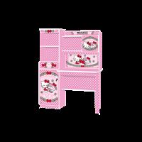 Jual Meja Belajar Anak Karakter Hello Kitty Little Miss Huigh SD KT 9011 LMH