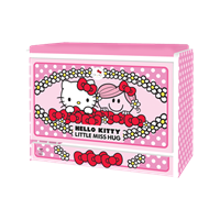 Jual Rak Sepatu Anak Karakter Hello Kitty Little Miss Hugh SC KT 1040 LMH