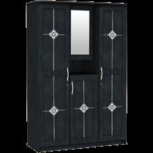 Lemari Pakaian 3 Pintu Cermin LPC 8321 AP