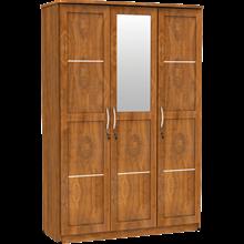Lemari Pakaian 3 Pintu Cermin LPC 8330 AP
