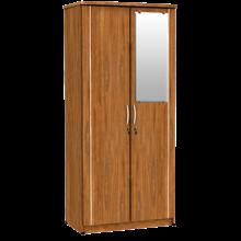 Lemari Pakaian 2 Pintu Cermin LPC 8210 AP