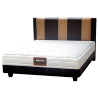 Big Land Spring Bed Reguler Bed Set 160 Full Set