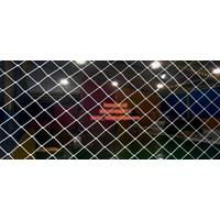 Jaring Lapangan Futsal Putih