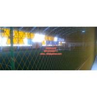 Jaring Lapangan Futsal Kuning