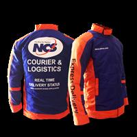Jaket Custom Promosi dengan Pilihan Bahan Berkuliatas