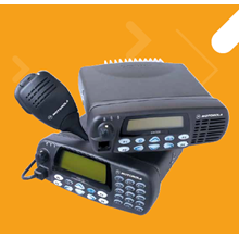 Conventional MDC Mobile Radio Motorola GM398