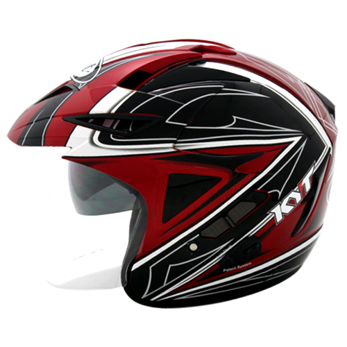 Sell Helmet Kyt Scorpion King From Indonesia By Toko Pabrik HelmCheap Price