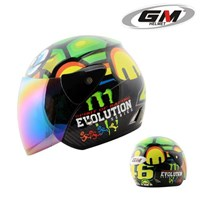 Jual Helm Gm Evolution Rossi
