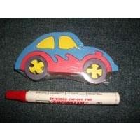 Puzzle Sedan 3D