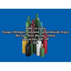 Isi Ulang Tabung Gas Nitrogen Dan Gas Industri Lainnya [JAKARTA BARAT]
