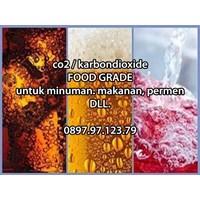 Jual Isi Gas Co2 Karbondiosida Carbondioxide Food Grade