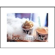Liquid Nitrogen Cair Food Grade Untuk Ice Cream