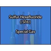Jual  Sf6 ( Sulfur Hexafloride ) Untuk Kalibrasi Mesin
