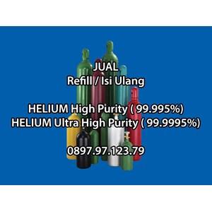 Importir Gas Helium Ultra High Purity Dan High Purity (Murah Importir Langsung!!!)