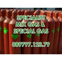 Spesialis campuran Gas khusus Dan Gas (Gas Campuran & Gas khusus) Untuk Kalibrasi Mesin