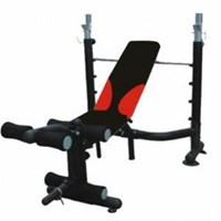 Bench Press Olympic Multifungsi